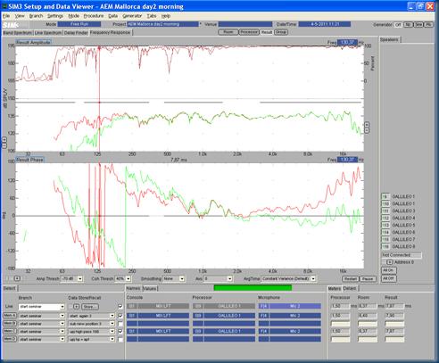 Start M3 03 UPJ   UPJ high-pass @168 result window edit