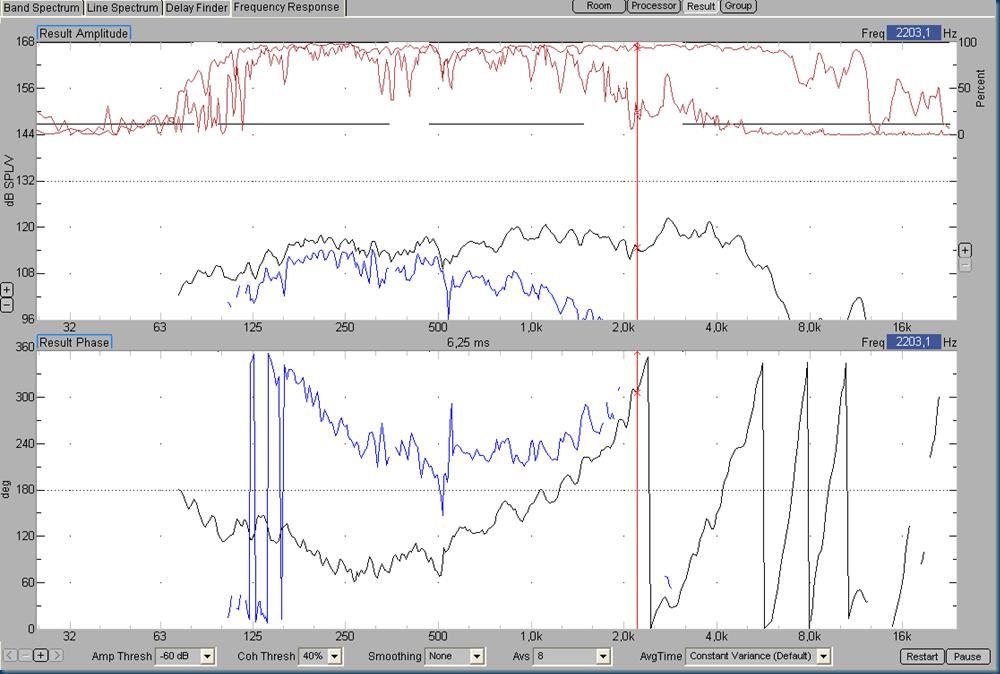 013 low strt vs low hp lp 12db