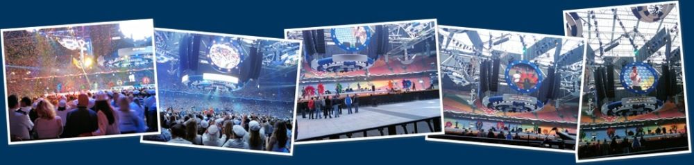 Toppers in Concert 2012 The love boat Amsterdam Arena weergegeven