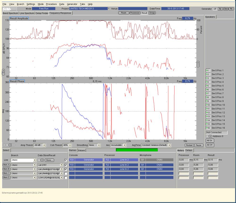 0011 LM nof vs LM filtered