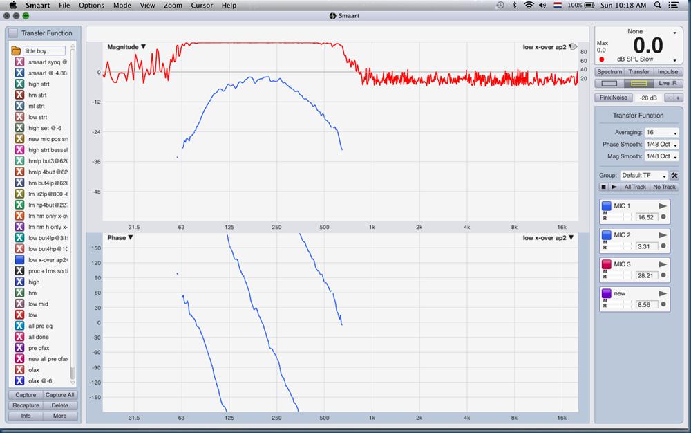 012 1 low filtered hp lp allpass