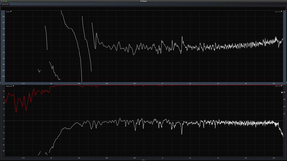 FIR on Low + high +:- 6ms latency